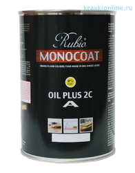 Rubio Monocoat Oil Plus 2C - Pure (Бесцветный)